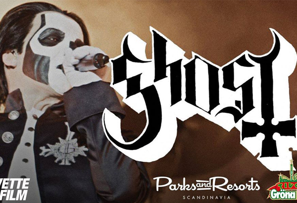 Video Of Grona Lund's Last Concert Of 2017 Featuring Ghost
