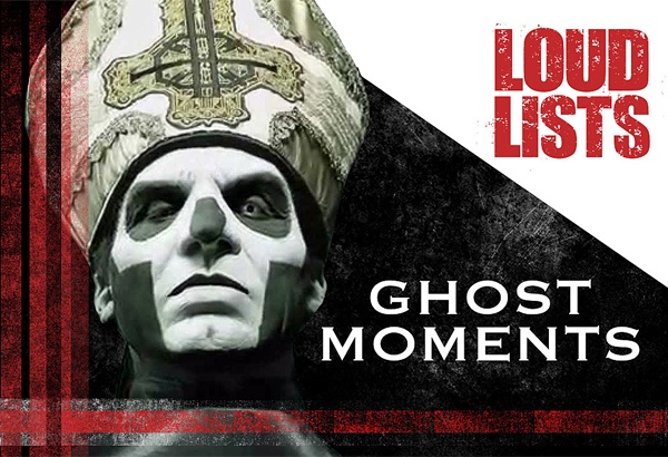 10 Unforgettable Ghost Moments Via Loudwire