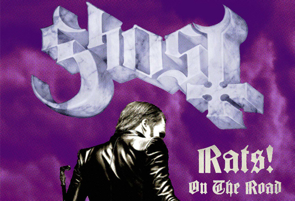 Ghost Announces 'Rats On The Road' Tour + VIP Info