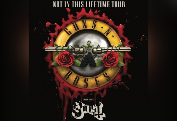 Ghost To Be Special Guests To Guns N Roses Tour Stop In Oslo, Norway