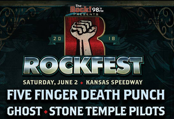 Ghost Scheduled To Perform At Rockfest In Kansas City, KS