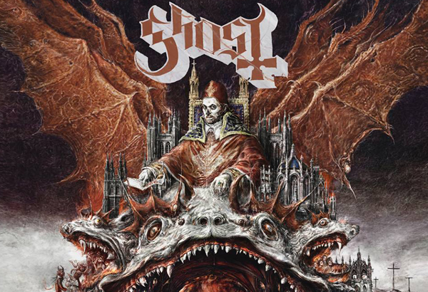 Revolver Magazine Names 'Prequelle' Number 1 Album of 2018