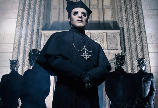 Ghost Performed Two New Songs At 'Rats On The Strip'
