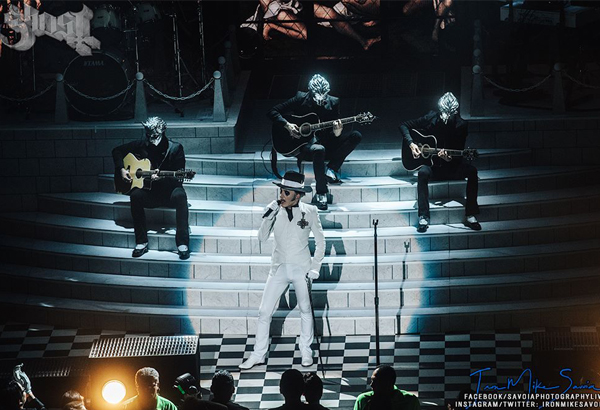 Ghost Scheduled To Perform Acoustic Set This Monday In Nashville, TN