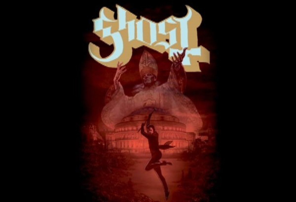 Ghost Scheduled To Perform In London
