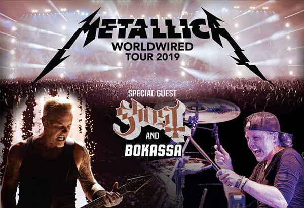 Ghost To Accompany Metallica On European Tour