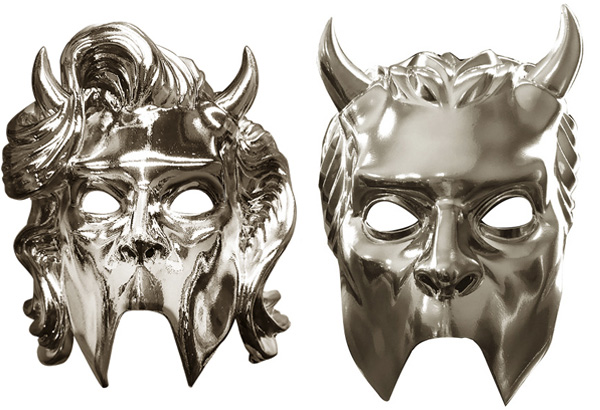 Nameless Ghoul And Lady Ghoul Prequelle Masks Now Available Via Backstreet Merch