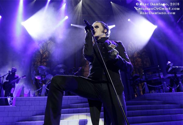 Our Live Pictures Of 'A Pale Tour Named Death' – Phoenix, AZ