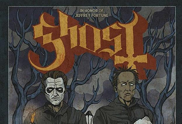 Ghost Pays Tribute To Fallen Fan Jeffrey Fortune