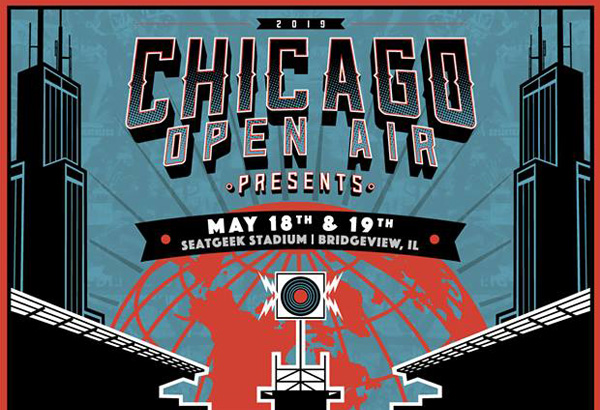 Ghost Scheduled To Perform At Chicago Open Air Festival
