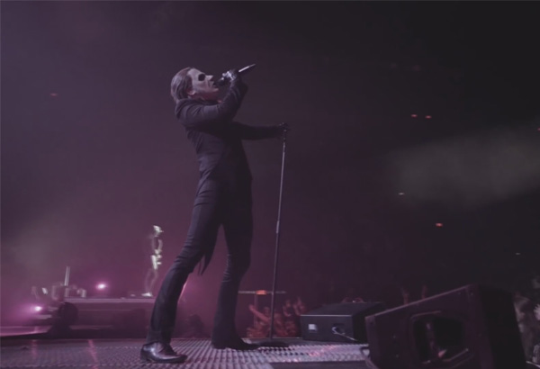 Watch The Official 'Faith' Music Video. Live From 'A Pale Tour Named Death'.