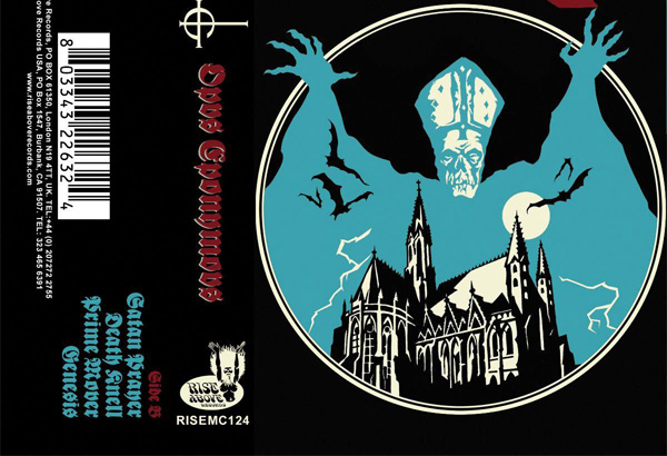 'Opus Eponymous' Will Be Available On Cassette For The First Time