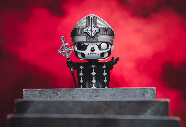 Official Papa II Funko Pop Now Available