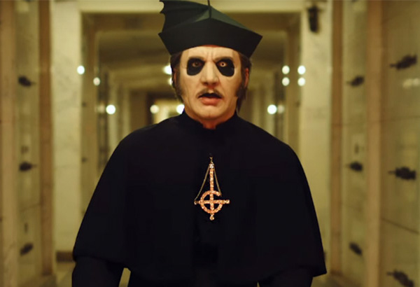 Via Loudwire: Papa Emeritus IV Will Lead Ghost's Next Album