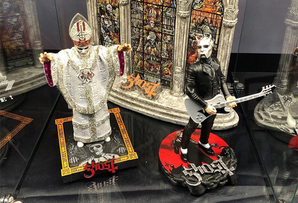 More Ghost Statues From Knuckle Bonz Coming Soon