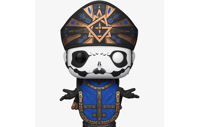 Papa Emeritus IV Funko Pop Now Available Exclusively From Hot Topic