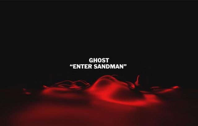 Listen To Ghost's Cover of 'Enter Sandman'