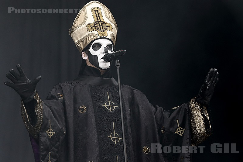 Live Ghost Pics From Robert Gil – Rock en Seine